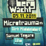 Samuel Tegaro @ 3 years BergWacht Artheater Cologne 05.11.2011