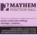 Sample Recording from party at Mayhem Function Hall 22nd April