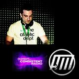 Consistent Radio feat. Alen Milivojevic (Week 24 - 2019 1st hour)