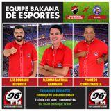 Flamengo de Guanambi 0x0 Bahia- Baianão 2017
