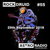 Rock Druid #55 - 29th September 2018
