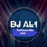 DJ_AL1 TecHouse MIX 2019 Vol 1