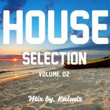 HOUSE SELECTION vol.2 mix by. Kalmix
