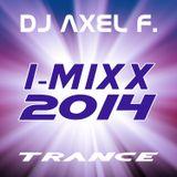 DJ Axel F. - I-MIXX 2014