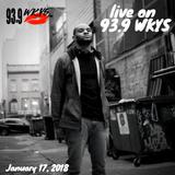 LIVE on WKYS 1-17-2018