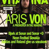ARIS VON in Vitamina UK - S03 E005