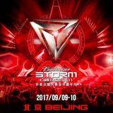 Sidney Samson - Live @ Budweiser Storm Festival (Beijing, China) - 09.09.2017