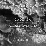 Cadenza Podcast | 204 - Alexis Cabrera (Source)