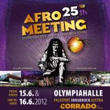 Afromeeting 2012 the mix session
