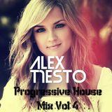 Alex Tiesto - Progressive House Mix Vol 4
