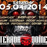 Rocky Montana live @ the Grand Opening of Terrordome Dülmen 05.04.2014