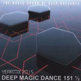 Deep Dance 151 1/2 - The Yearmix 2015