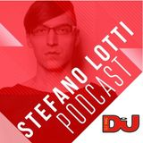 DJ MAG PODCAST: Stefano Lotti