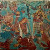 Los murales de Cacaxtla. Llegando a un nuevo hogar