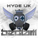 HYDE UK - BEDLAM RADIO 29TH OCTOBER 2016 (MONTHLY SHOW)