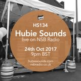 Hubie Sounds 134 - 24th Oct 2017