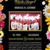 Nemere & Dj Free & Goldhand - Live @ White Angel Budapest 2012.03.24.