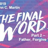 The Final Word 4.14.19