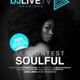 DJ LIVE TV Sessions - Soulful Contest - #2ice (Guimarães)
