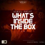 Vol.XXX - VINYL ONLY: What's inside the Box? (September 2019) ft. SiMa