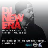Dj New Era - Debut on 104.1 The Beat #iheartMedia (Birmingham, AL) Pt 5