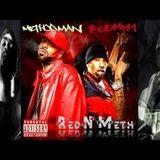 Method Man & Redman - Red N Meth (2017) Mixtape