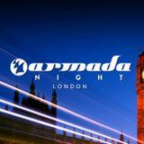 Tenishia - Live @ Armada Night, Ministry of Sound (London) - 21.03.2014