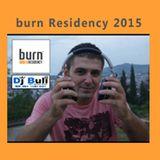 burn Residency 2015 Mix By Dj Buli - 100% Blaster Beats