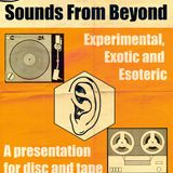 Glossop Record Club: SOUNDS FROM BEYOND (October 2015)