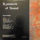 Puccio Roelens - RESEARCH OF SOUND - 1976 Italian Library EXPLOSIVE JAZZ-FUNK Grail