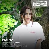 NAINA and Svani + Kidkanevil on Reprezent FM (24-11-17)