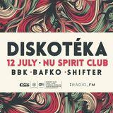 Shifter b2b Bafko @ Nu Spirit Club 12. 07. 2014