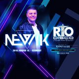 2018.01.13. newik LIVE @ Rio