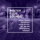 Winter Club Sounds 2016