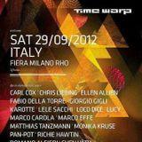 Karotte - Live @ Time Warp Italy 2012 - 29.09.2012