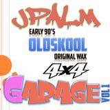 Oldskool 90's 4x4 Garage Vol 1 JPalm HQ320