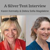 Life Gets Better After Fifty! Karen Kennaby interviews Debra Sofia Magdalene