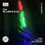 Cue W/ LMR & N.I.B: 22nd March '19