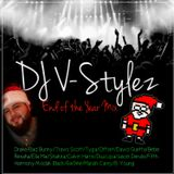 DJ V-Stylez End of the Year Mix