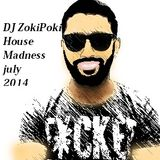 DJZokiPoki - Summer House Madness (July 2014)