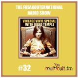 The FreakOuternational Radio Show #32 11/04/2015