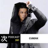 Tsugi Podcast 391 : Cubenx