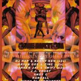 Nicky Blackmarket w. Det, Stevie Hyper D & Skibadee @ One Nation Valentines Experience 4 - 14.02.98