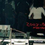 Festacchione 2003 PACO DJ -- MIXTAPE -- Grazie all' amico per aver registrato la cassetta :-)