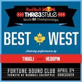 The Gaff - Canada - 2015 West Qualifier