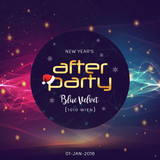 Blue Velvet Techno NewYear Afterhour 2018 Mixed by. Silphium Morales