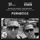 Bondage Music Radio - BMR 239 mixed by Pornbugs - 30.05.2019