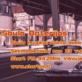 Soulo Baterijos (2018 10 28)