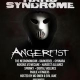 Paulie4-Fingers and MC Raw - Live @ Hard Syndrome with angerfist 29-05-2015