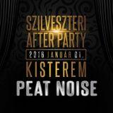 Peat Noise @ Szilveszteri After Party, Kisterem, Eger (Hungary) (01.JAN.2016)